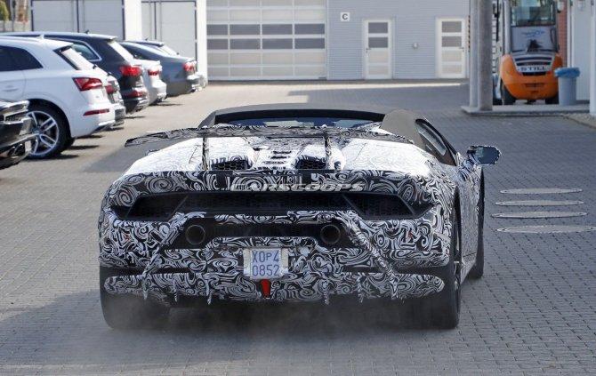 Открытая версия Lamborghini Huracan Performante Spyder проходит тесты (4).jpg