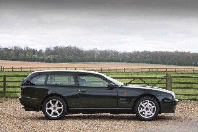 Купеобразный Aston Martin V8 Sportsman будет продан на аукционе (4).jpg