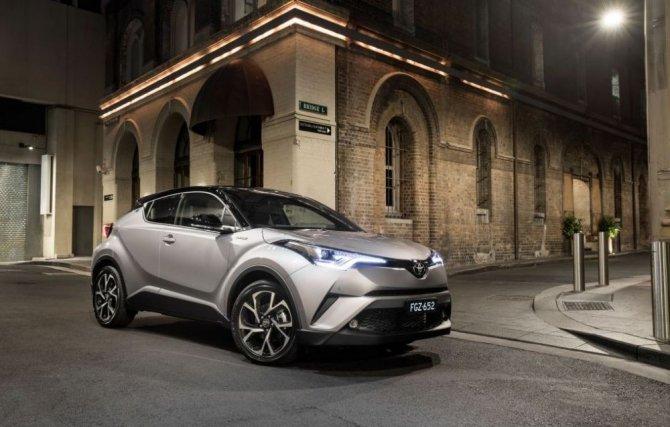 Toyota представила C-HR Koba 2017 (2).jpg