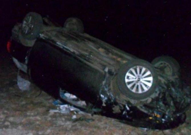 В ДТП в Хилокском районе погибли два человека.jpg
