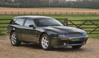 Купеобразный Aston Martin V8 Sportsman будет продан на аукционе