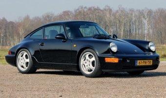 Редкий Porsche 911 Leichtbau продадут на аукционе Сильверстоун
