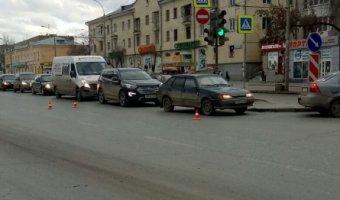 В Екатеринбруге поймали пенсионерку, которая сбила подростка и скрылась с места ДТП