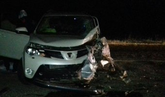 В Челябинской области водитель «десятки» выехал на встречку и погиб