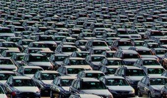 Самара, Питер и Воронеж обогнали Москву по количеству автомобилей на душу населения