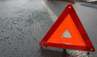На трассе «Кола» столкнулись две иномарки – погиб мужчина