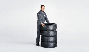 Сезонное хранение шин по специальной цене в АВИЛОН