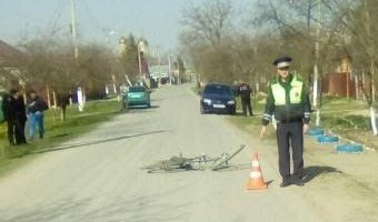 На Ставрополье «Нива» насмерть сбила велосипедиста