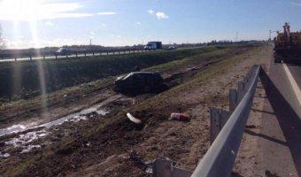 В ДТП под Калининградом пострадали двое детей