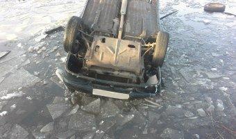 В Татарстане погиб молодой водитель перевернувшегося автомобиля