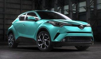 Toyota представила C-HR Koba 2017