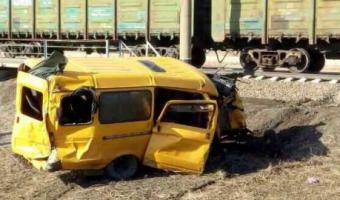 Погибшая в ДТП со школьным автобусом и грузовым поездом педагог просила водителя не торопиться