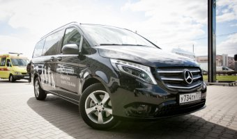 АВИЛОН «Мерседес-Бенц» клиентам малотоннажного транспорта: Follow Me!