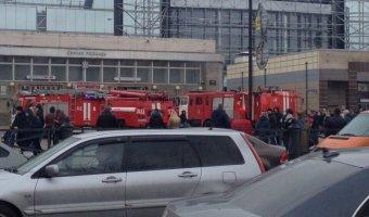 Взрыв в метро Петербурга спровоцировал транспортный коллапс