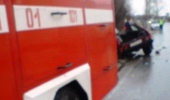 В Шацке водитель ВАЗ-2109 выехал на встречку и погиб в столкновении с грузовиком