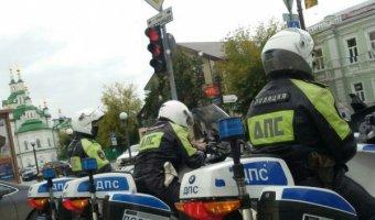 С мая в Москве появится полицейский и пожарный мотопатруль