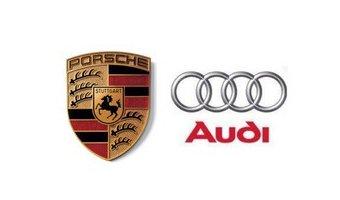 Audi и Porsche будут работать вместе