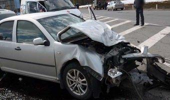 В ДТП в Питкярантском районе пострадали четыре человека