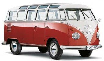 Volkswagen устроил распродажу в честь юбилея автомобилей Т-серии