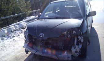В ДТП в Надымском районе пострадал ребенок
