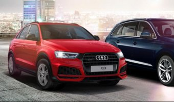 Непревзойденные Audi Q3 и Audi Q7 на особых условиях