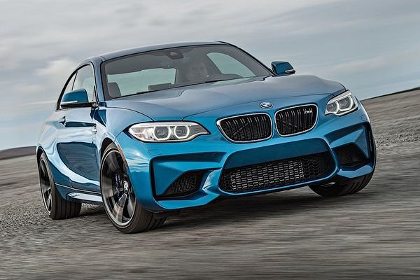 Появились фотографии обновленного купе BMW M2 (3).jpg