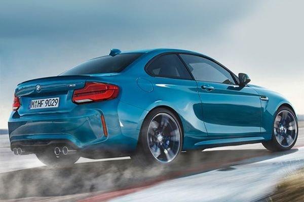 Появились фотографии обновленного купе BMW M2 (1).jpg