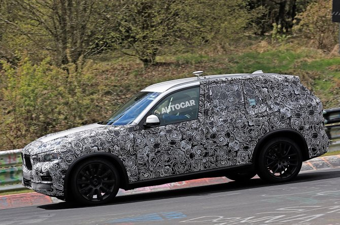 Новый BMW X5 2018 замечен на Нюрбургринге (3).jpeg