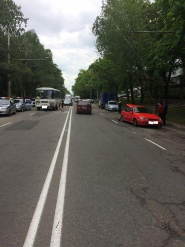 В Ставрополе в ДТП пострадал 2-летний малыш (1).jpg