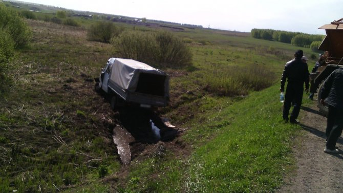 В Башкирии в ДТП с двумя «Газелями» погиб таксист (2).jpg
