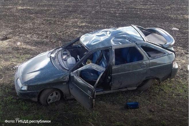 В Башкирии в ДТП погиб водитель ВАЗа.jpg