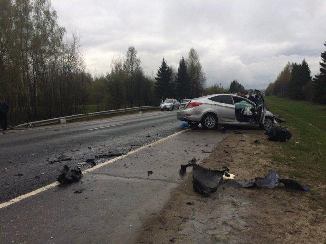 На трассе Иваново-Кострома в ДТП с «Газелью» погиб человек (6).jpg