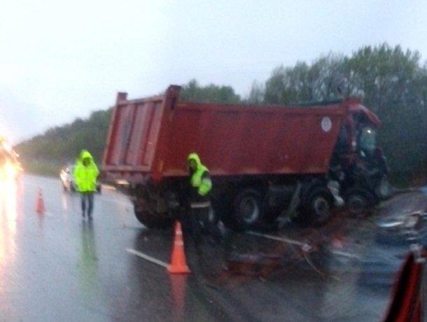 Человек погиб ДТП с ассенизаторской машиной под Воронежем.jpg