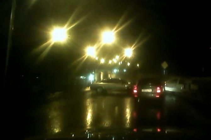 В Красноярске в ДТП пострадали женщина и ребенок.jpg