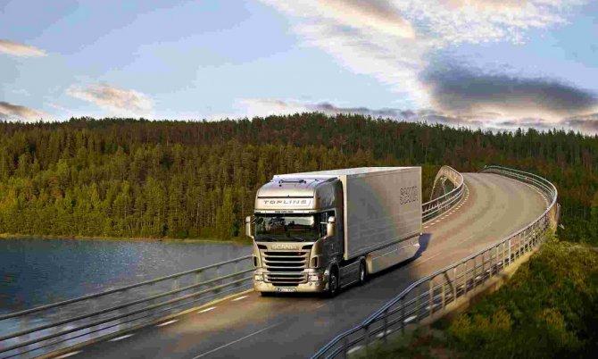 Грузоперевозки по России выбор транспортной компании
