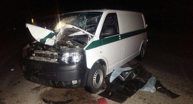 Погибшей женщине оторвало ногу в ДТП с инкассаторской машиной в Алматы.jpg