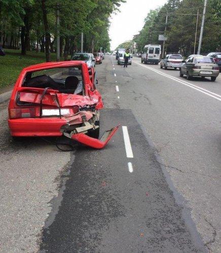 В Ставрополе в ДТП пострадал 2-летний малыш (2).jpg