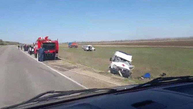 В ДТП с КамАЗом под Магнитогорском погиб водитель «скорой» (1).jpg