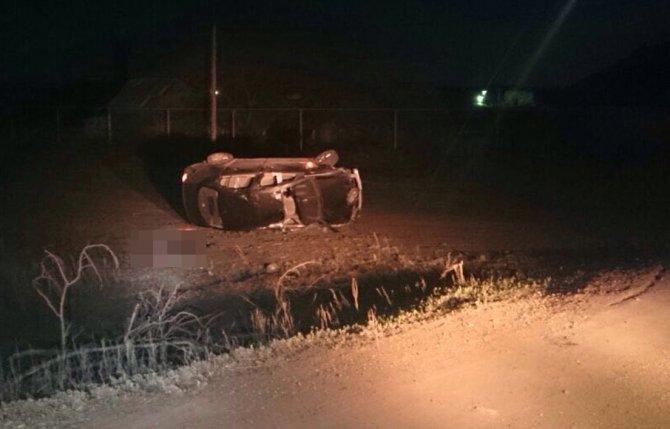 В Башкирии по вине пьяного водителя погибла 24-летняя девушка.jpg
