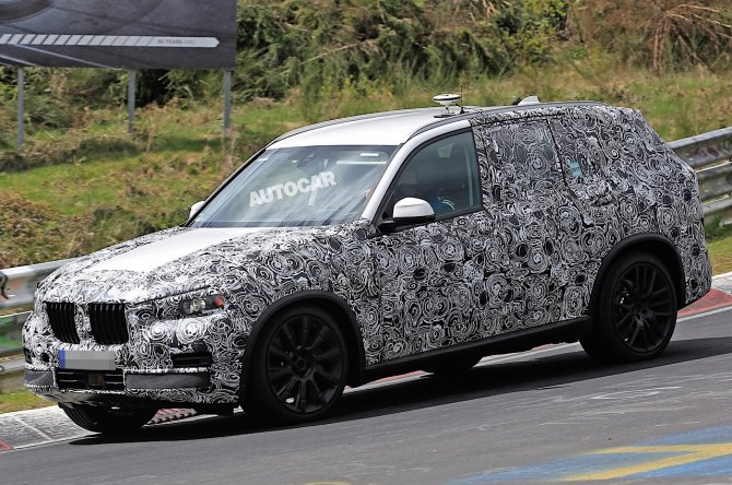 Новый BMW X5 2018 замечен на Нюрбургринге (1).jpeg