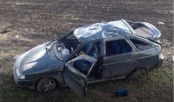 В Башкирии в ДТП погиб водитель ВАЗа