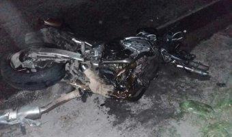 В ДТП под Калининградом погиб мотоциклист