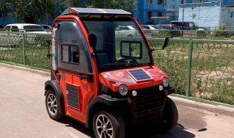 В Казахстане создали автомобиль за 200 долларов