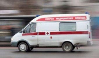 На Третьем транспортном кольце Москвы произошло ДТП с пострадавшими