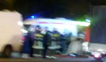 В ДТП на Щелковском шоссе в Москве погиб человек