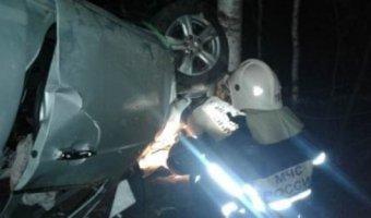 В Гусь-Хрустальном районе в ДТП погиб пассажир Lifan