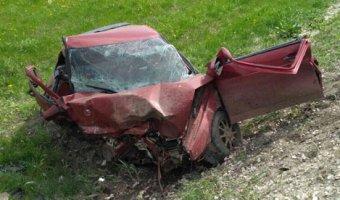 В Лаишевском районе в тройном ДТП погибли два человека