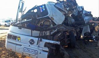 Причиной гибели 10 человек в ДТП в Дагестане стала контрафактная деталь КАМАЗа