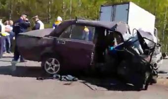 В ДТП на трассе Рязань - Клепики погиб мужчина