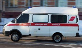 В ДТП в Новодугинском районе две женщины погибли в перевернувшейся иномарке